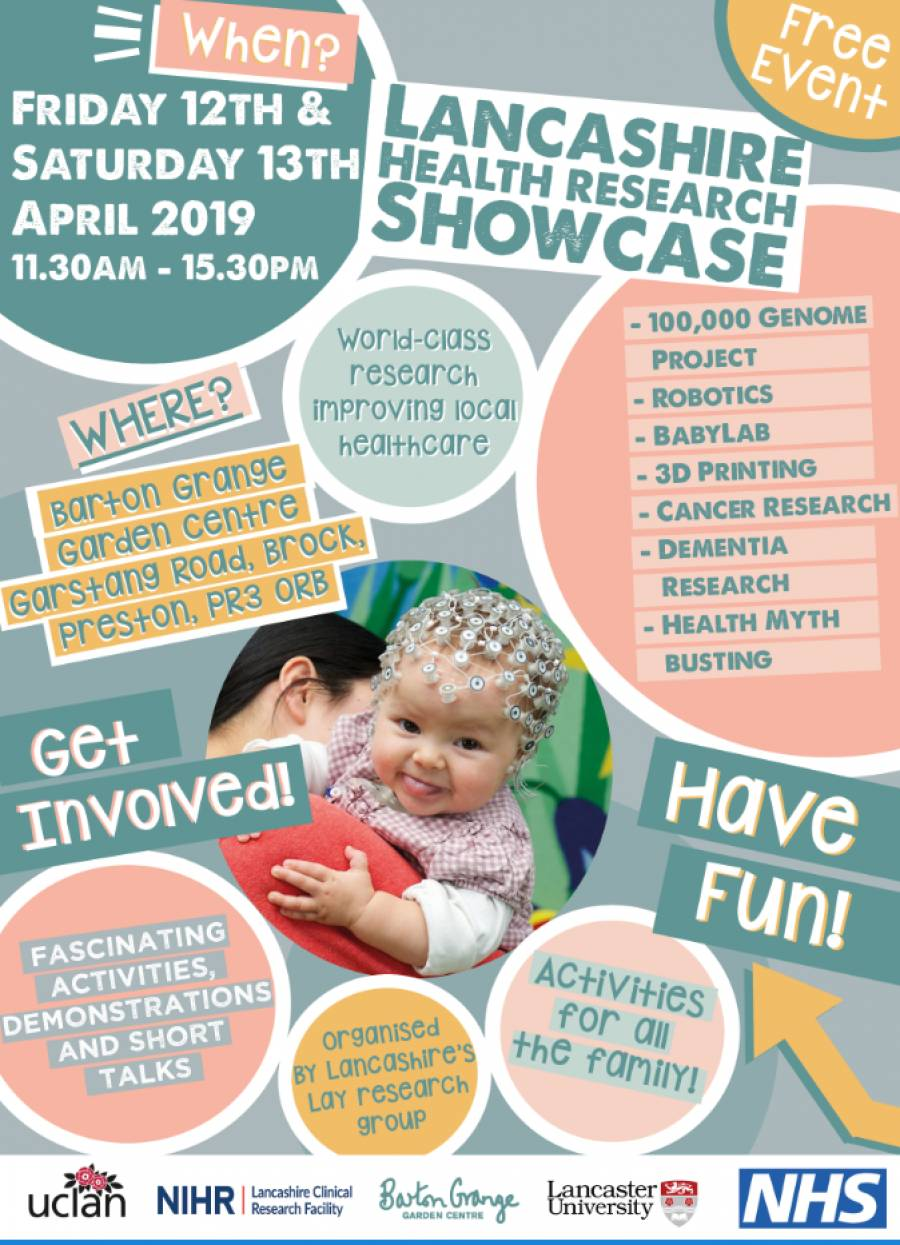 Lancashire Health Showcase