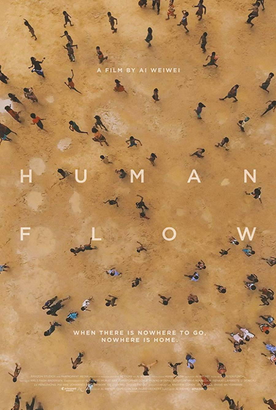 Film Screening Of 'Human Flow' Followed By Q&A And Discussion