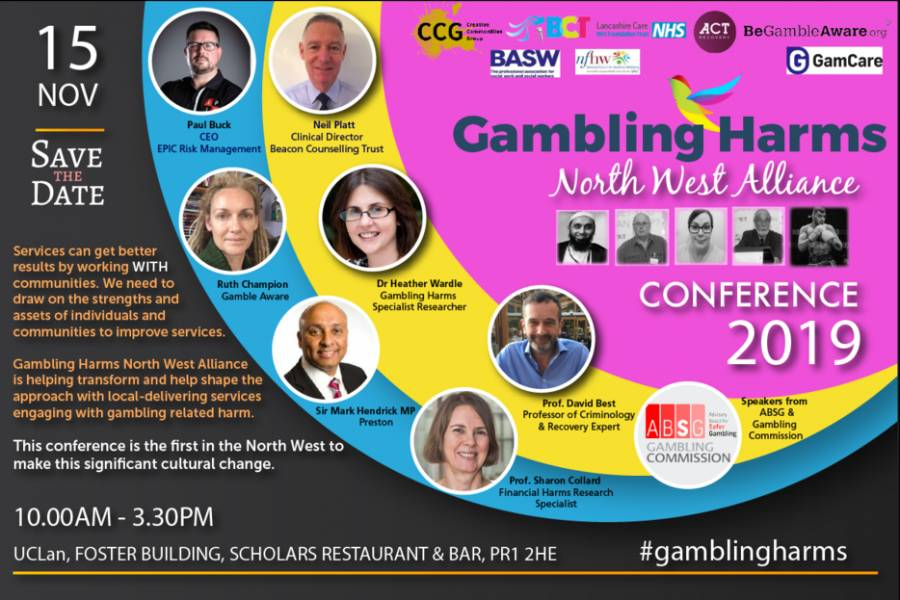 Gambling Harms Conference