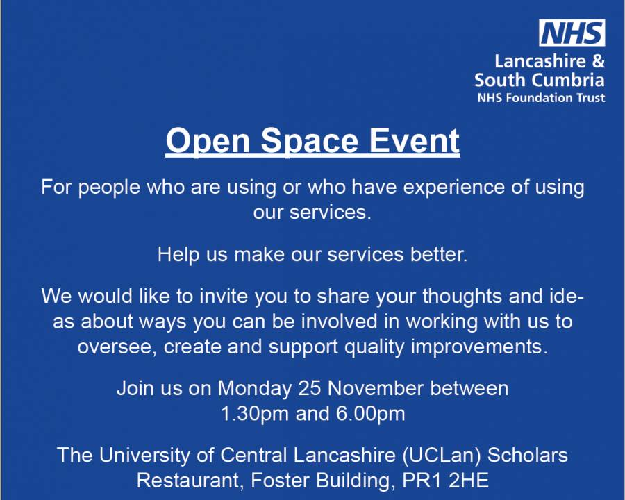 NHS Open Space