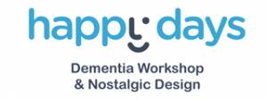 Happy Days Dementia Workshop & Early Intervention Resources for Young People