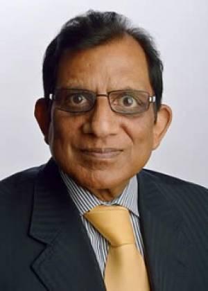 Professor Romesh Gupta OBE