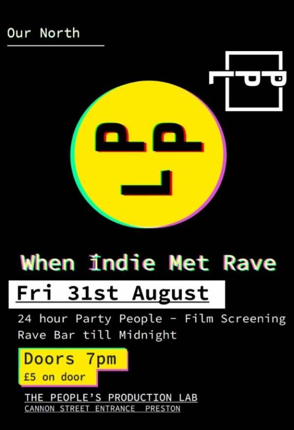 When Indie Met Rave