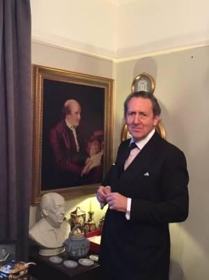 John M. Mohin OBE