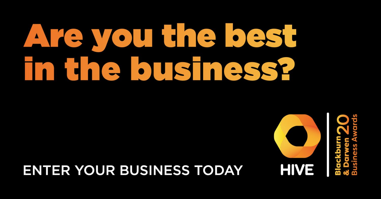 The Hive Blackburn and Darwen Business Awards -  15th October 2020