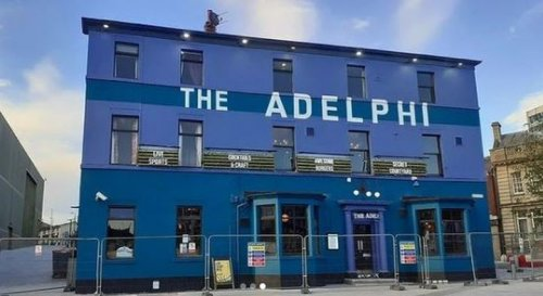 Adelphi Pub Gets New Makeover for Students and Locals