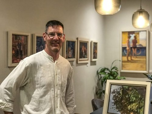 Artist Providing Appointment only to view Exhibition in Preston