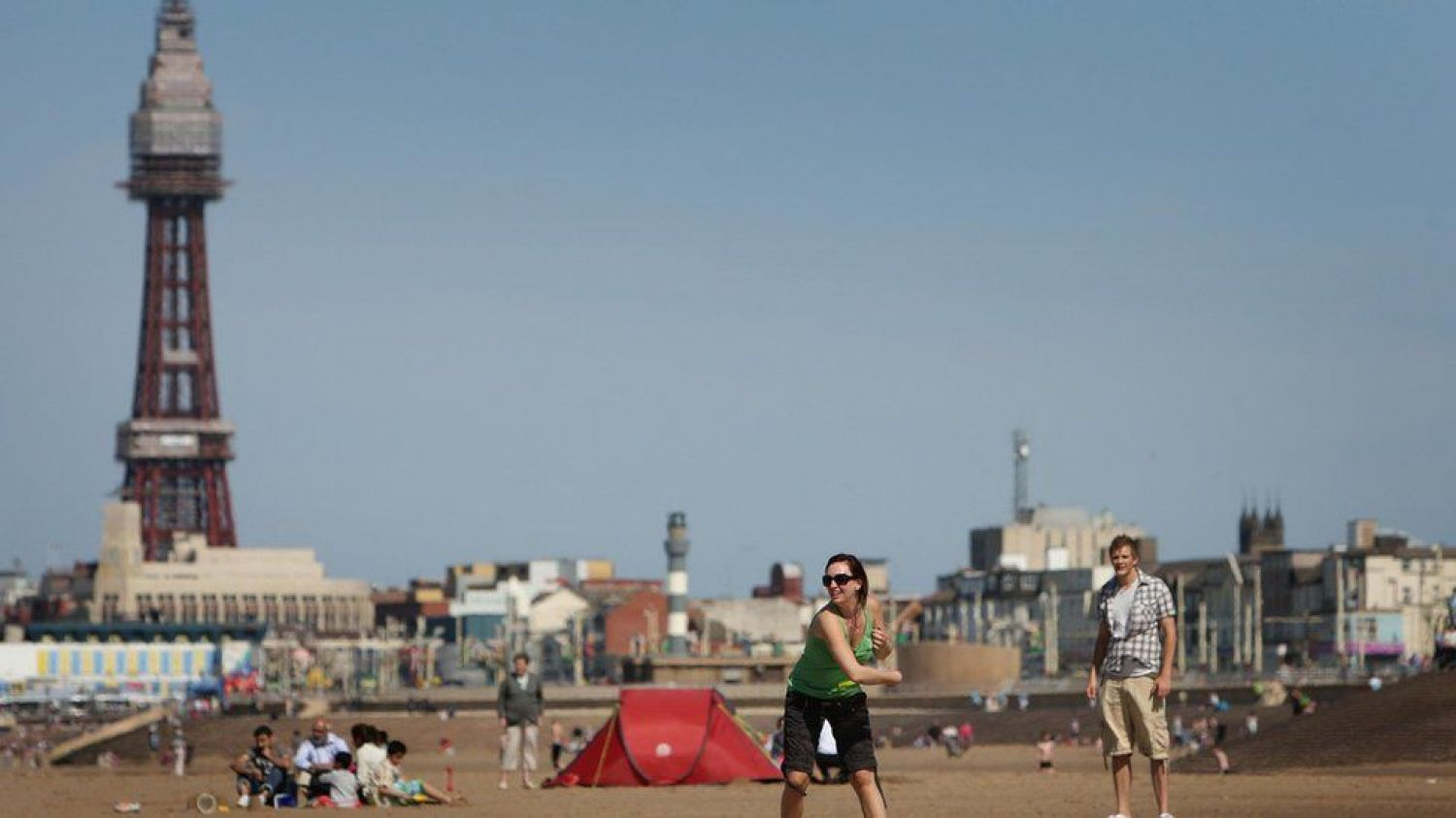 Blackpool  will take up to five years to recover from the pandemic