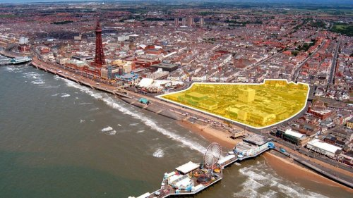Blackpool Central could transform the town