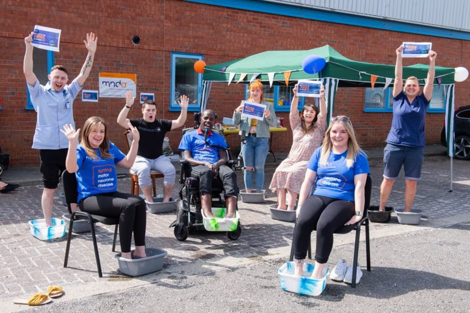 Care group selects MND Association as it's official charity for 2021
