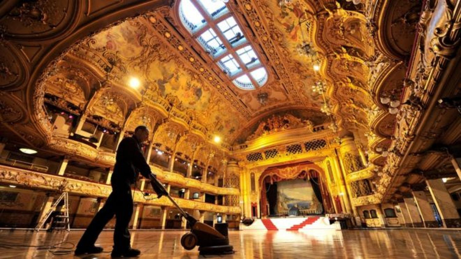 Curtain Call For Blackpool in Strictly 2020 Series