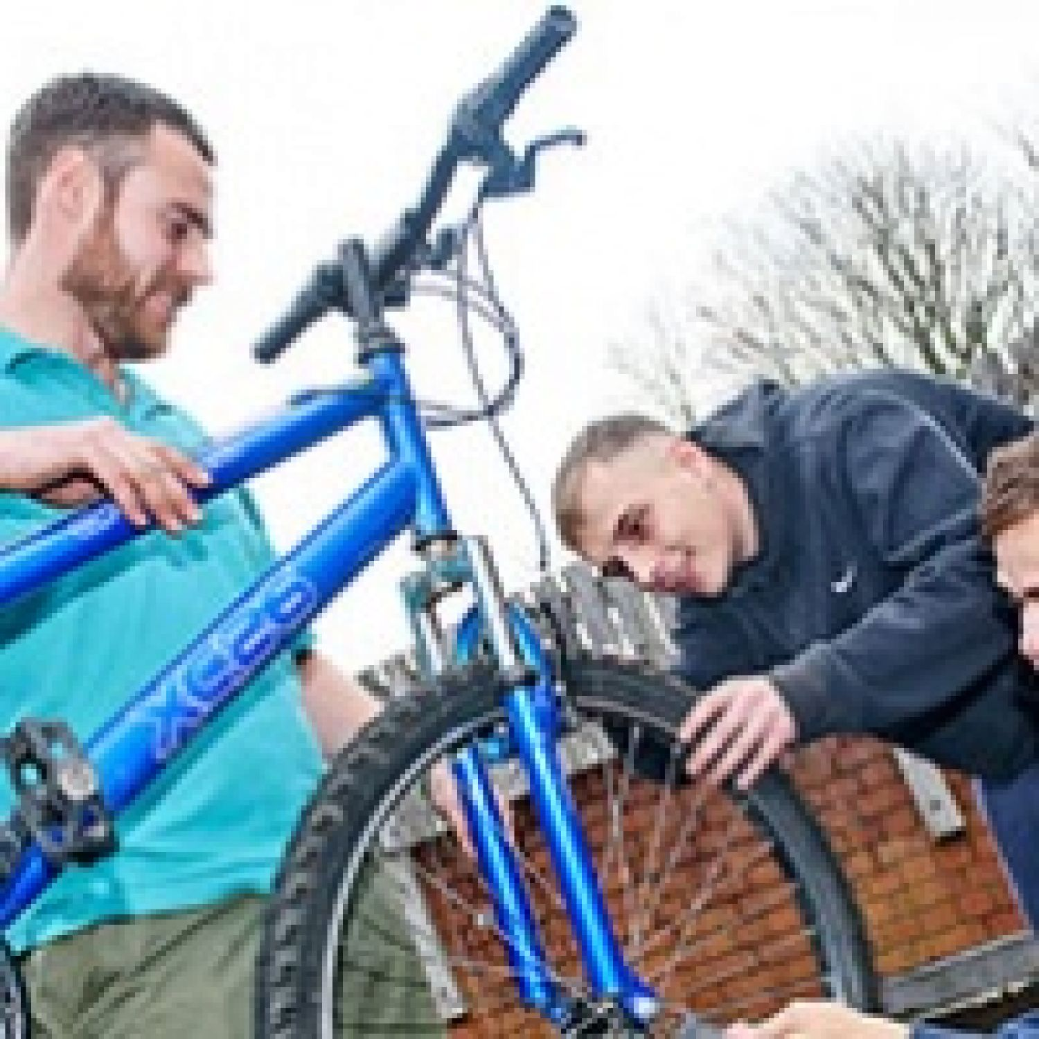 Cycle Recycle Scheme empowers people to look after their bike