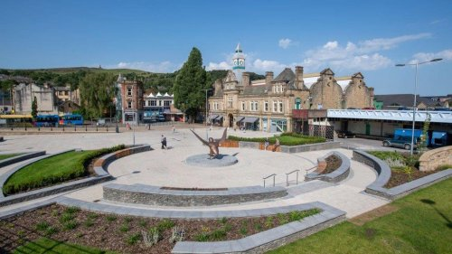 Darwen Receives Funding For Transformation on the Town