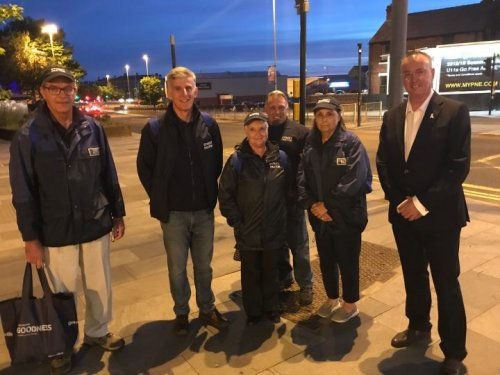 Essential Funds Help Street Pastors Across Preston and South Ribble