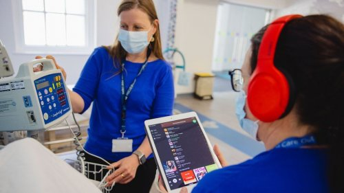 Musicapp set to revolutionize the NHS