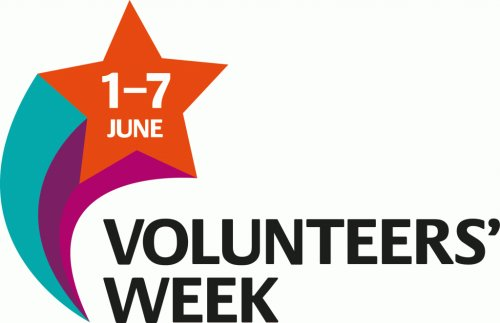 National Volunteers Week - 1st - 7th June 2020