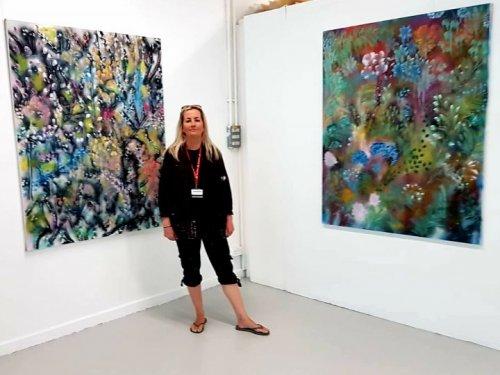 Penwortham Artist Turns Crisis Into Creative Venture
