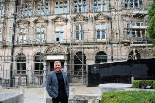 Preston's old post office becomes focus of new innovative hotel