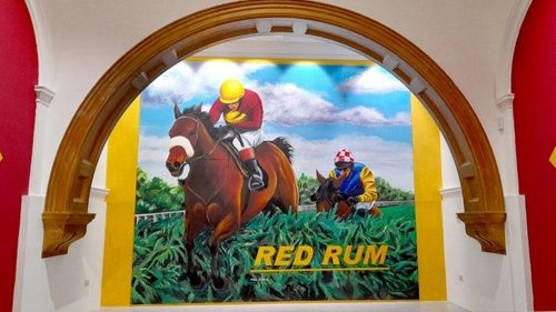 Red Rum Exhibition Open Now in Southport till October 2021