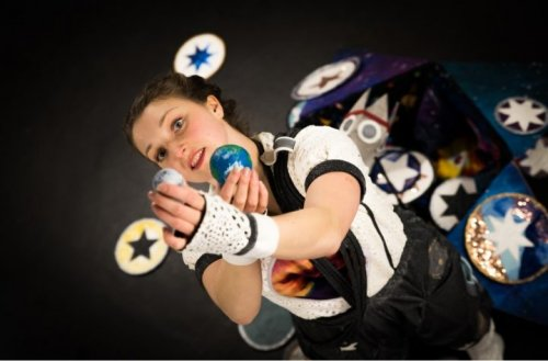 Space and Dance Combined in New Teaching Project for Primary School Children