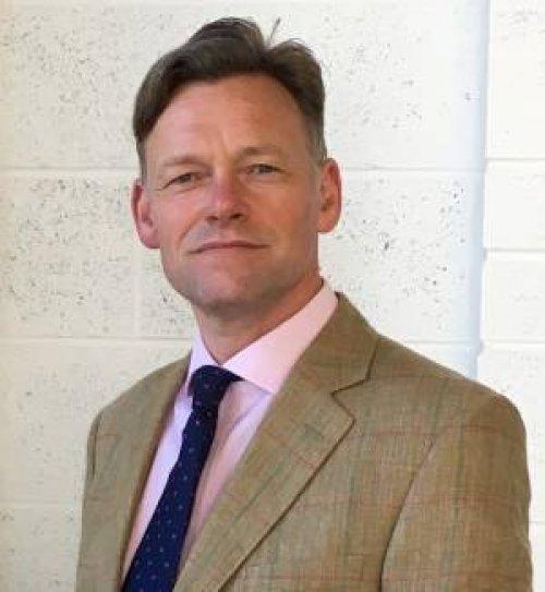 Spotlight on CCG Members:- Charles Hadcock - October 2021