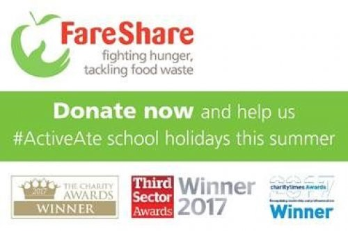 Tesco Summer Food Collection Needs Your Help