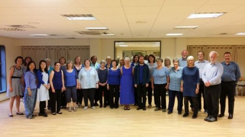 The Preston People's Choir - 2011 - 2021 and beyond....