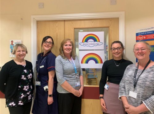The Rainbow Clinic - Helping Mothers Heal