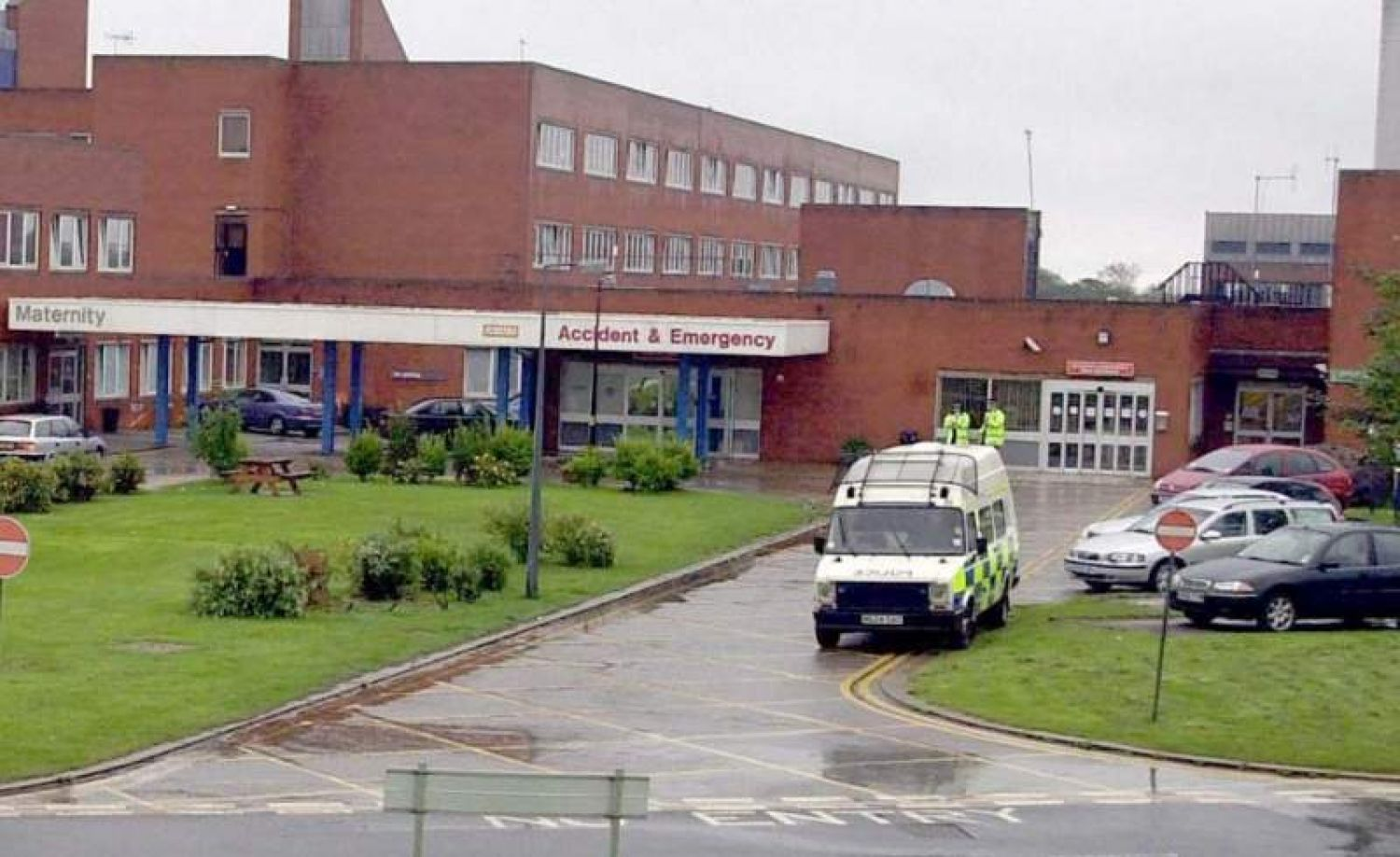 Visiting Suspended For Hospitals Around the Morecombe Bay Area