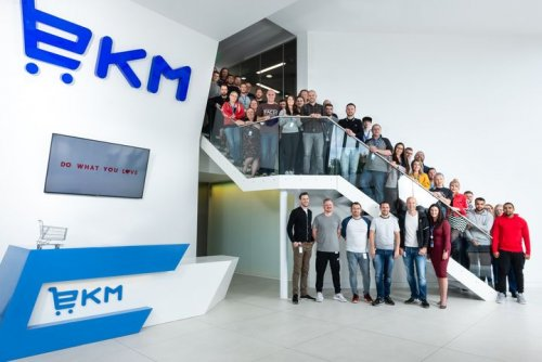 World class online platform 'EKM' gains credible status.