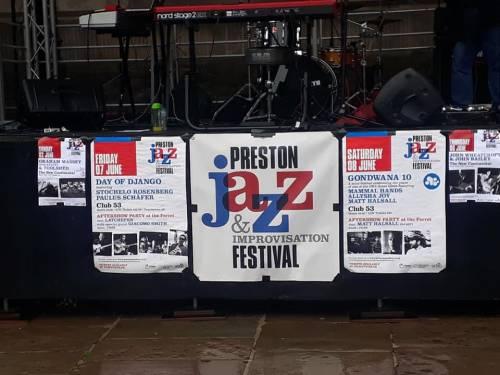 Preston Jazz Festival June 2019