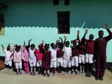 Jack & Jill School, Choma, Zambia